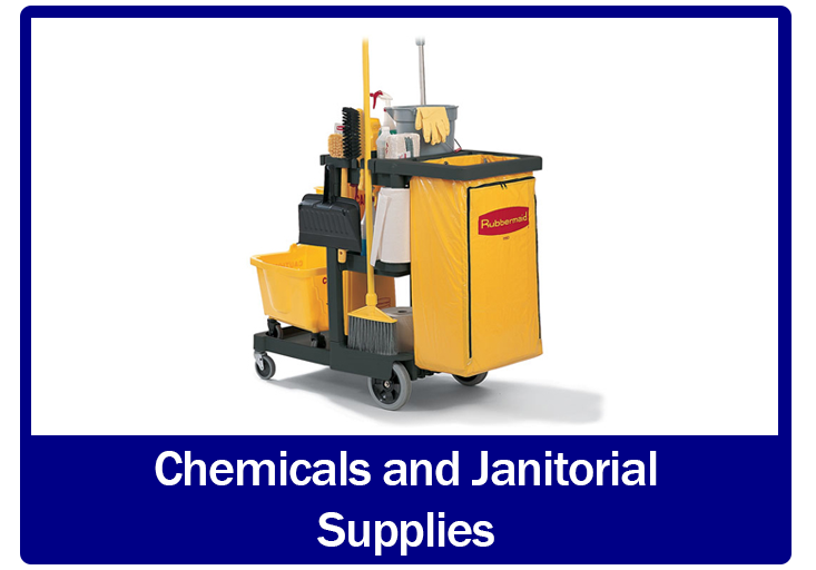 Janitorial Chemical Supplies NJ PA DE General Chemical Supply